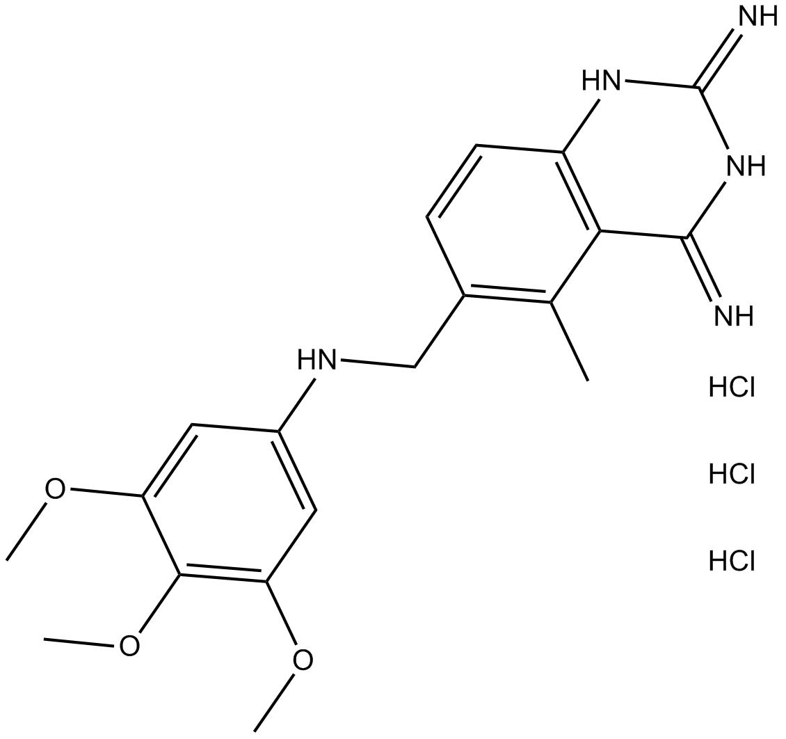 CI 898 trihydrochloride