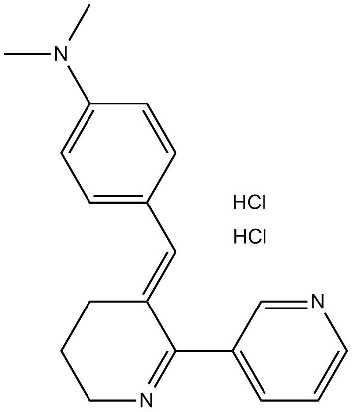 DMAB-anabaseine dihydrochloride