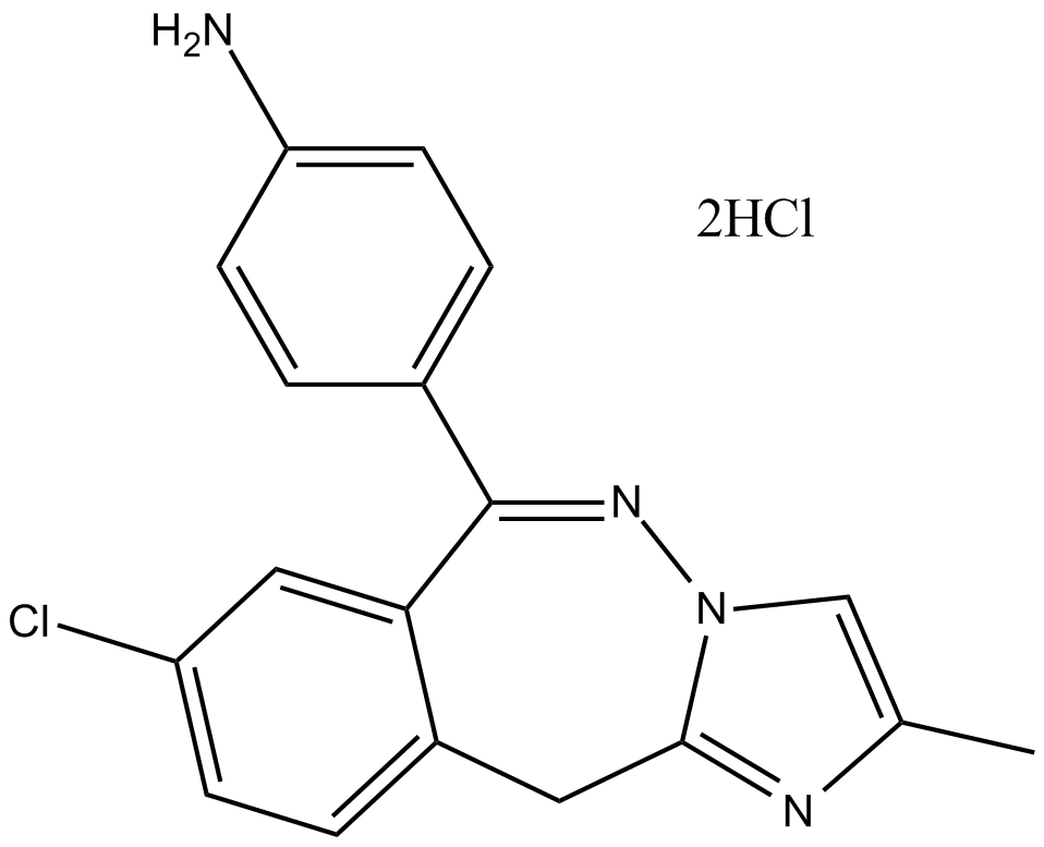 GYKI 47261 dihydrochloride