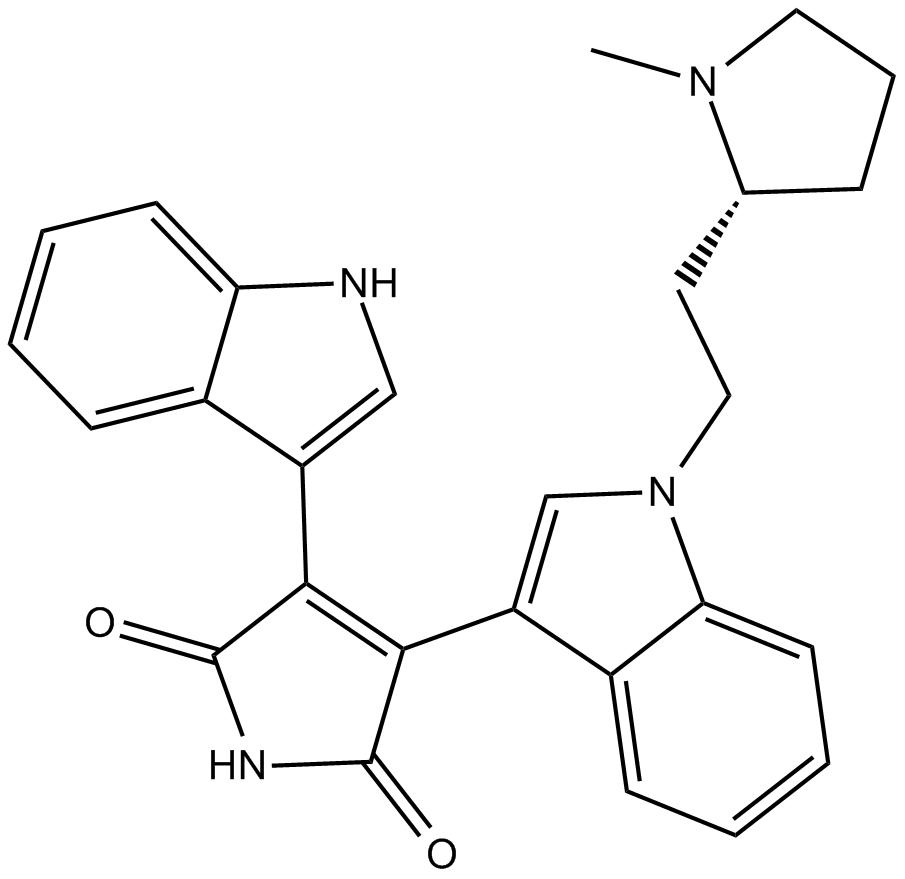 Bisindolylmaleimide II
