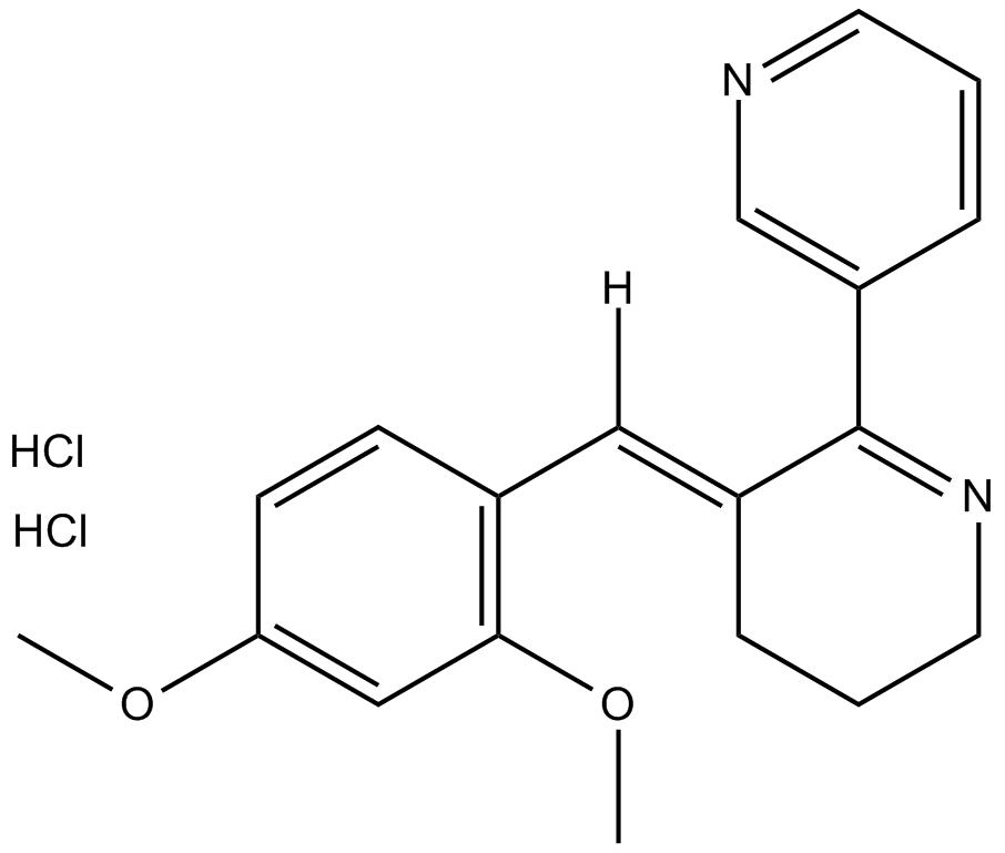GTS 21 dihydrochloride