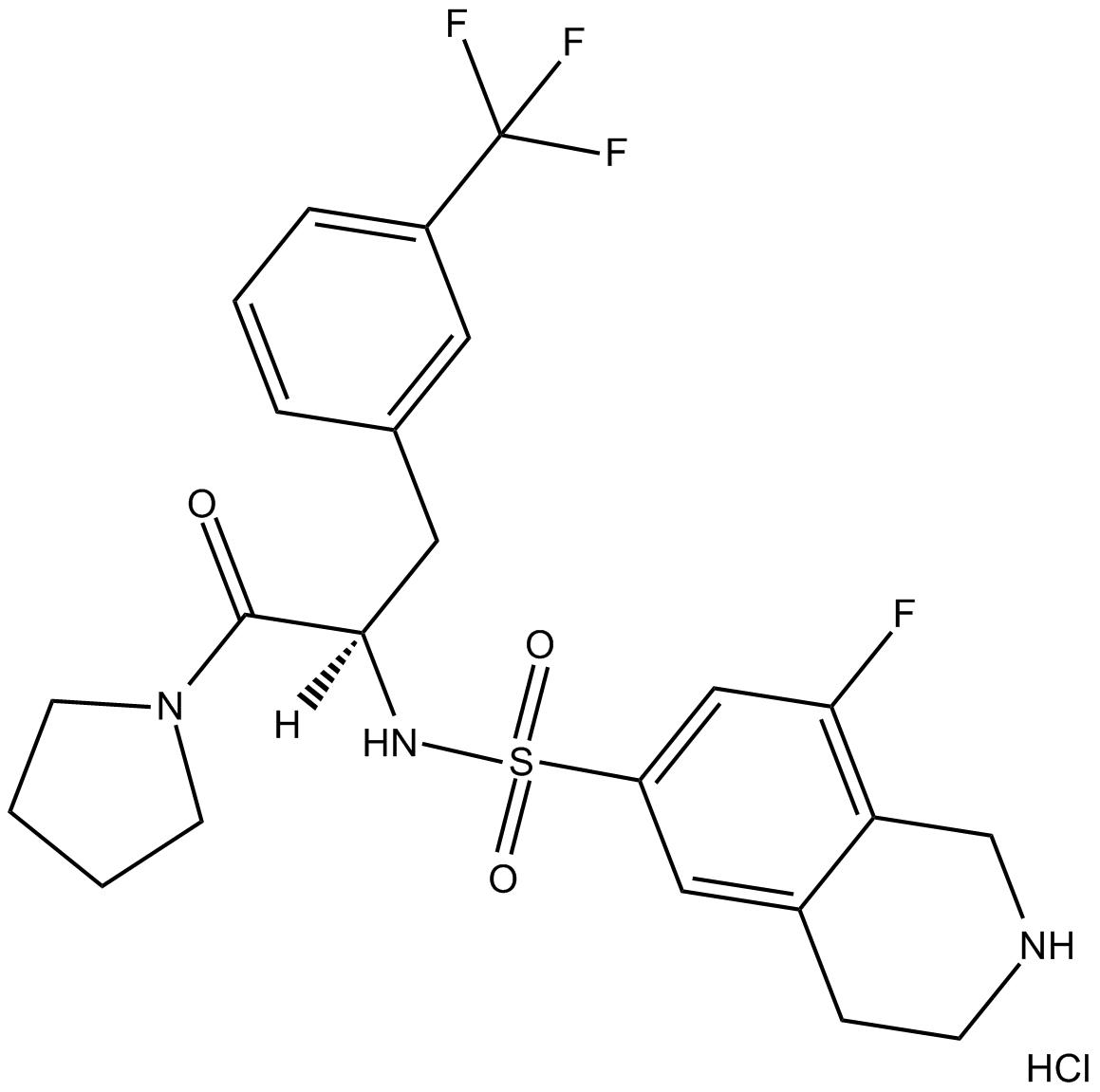 (R)-PFI 2 hydrochloride