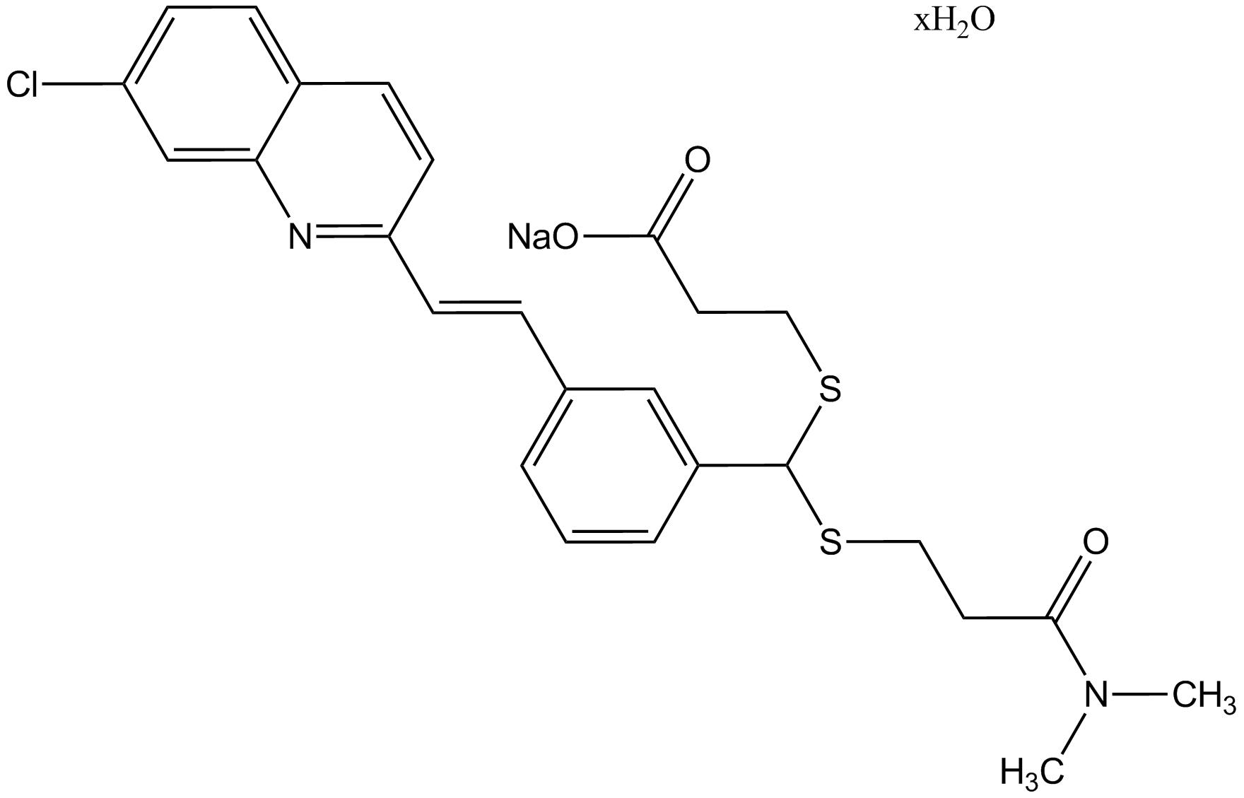 MK-571 sodium salt hydrate