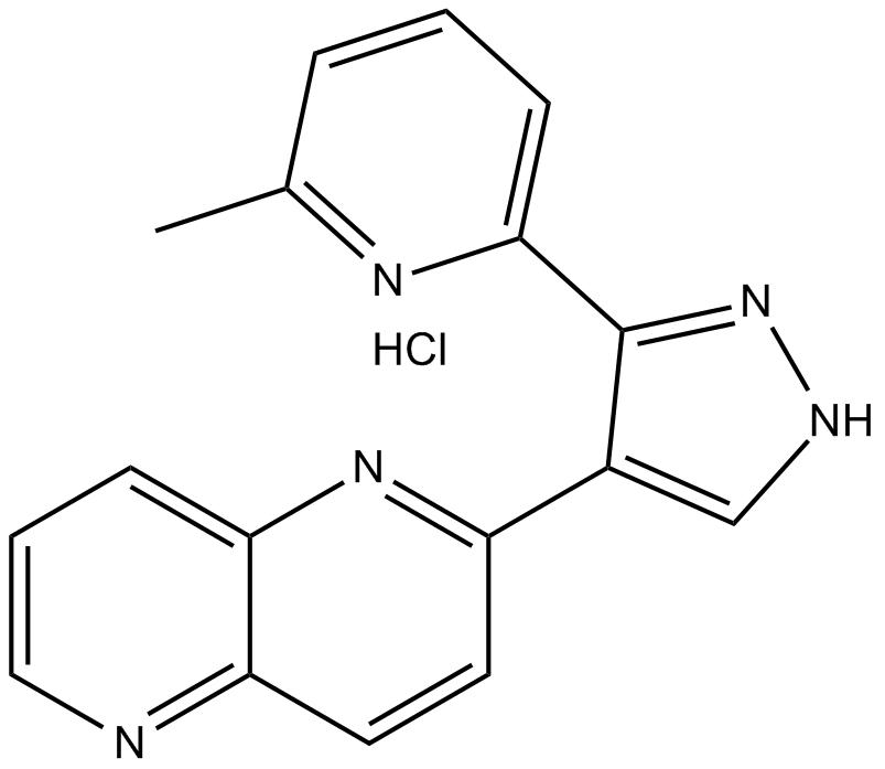 ALK5 Inhibitor II (hydrochloride)