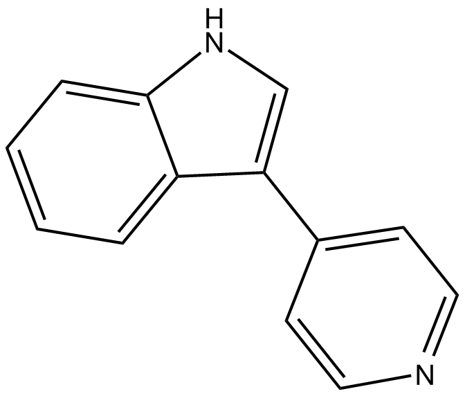 3-(4-Pyridyl)indole