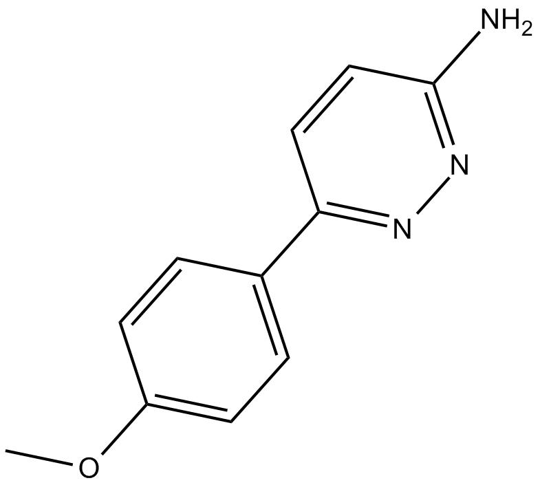 6-(4-Methoxyphenyl)-3-pyridazinamine