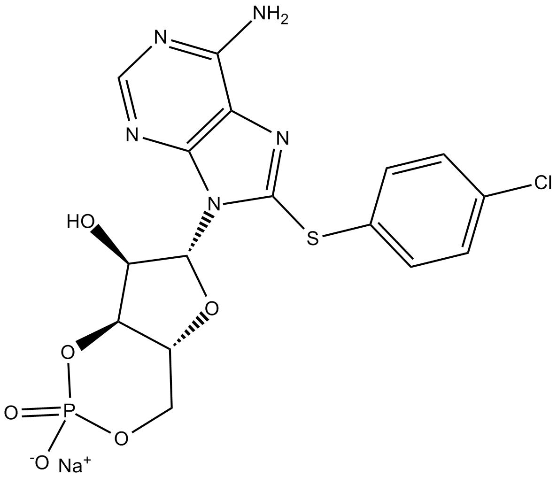 8-CPT-Cyclic AMP (sodium salt)