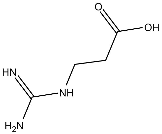 3-Guanidinopropionic Acid