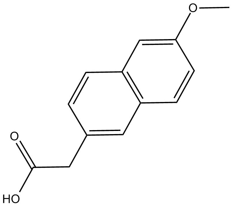 6-methoxy Naphthalene Acetic Acid