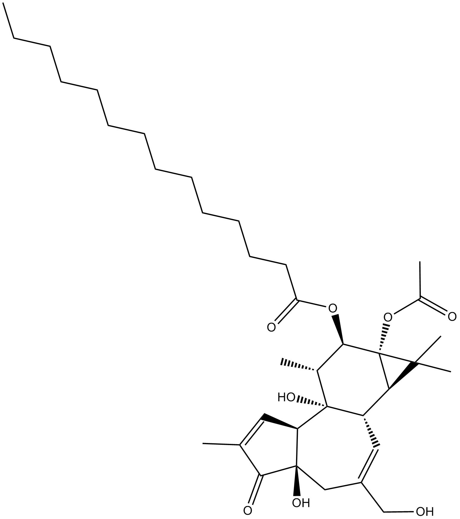 12-O-tetradecanoyl phorbol-13-acetate