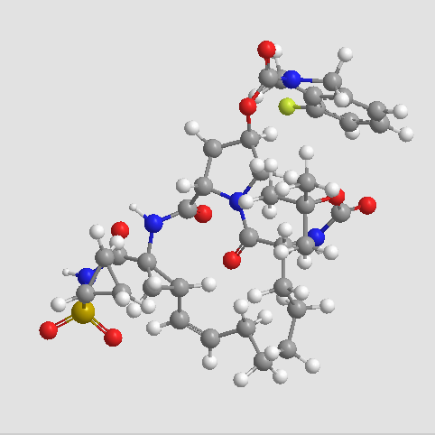 Danoprevir (RG7227)