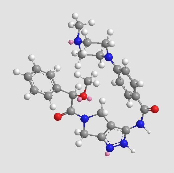 Danusertib (PHA-739358)