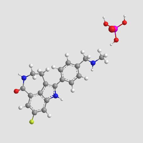 Rucaparib (AG-014699,PF-01367338)