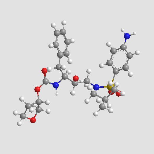 Amprenavir (agenerase)