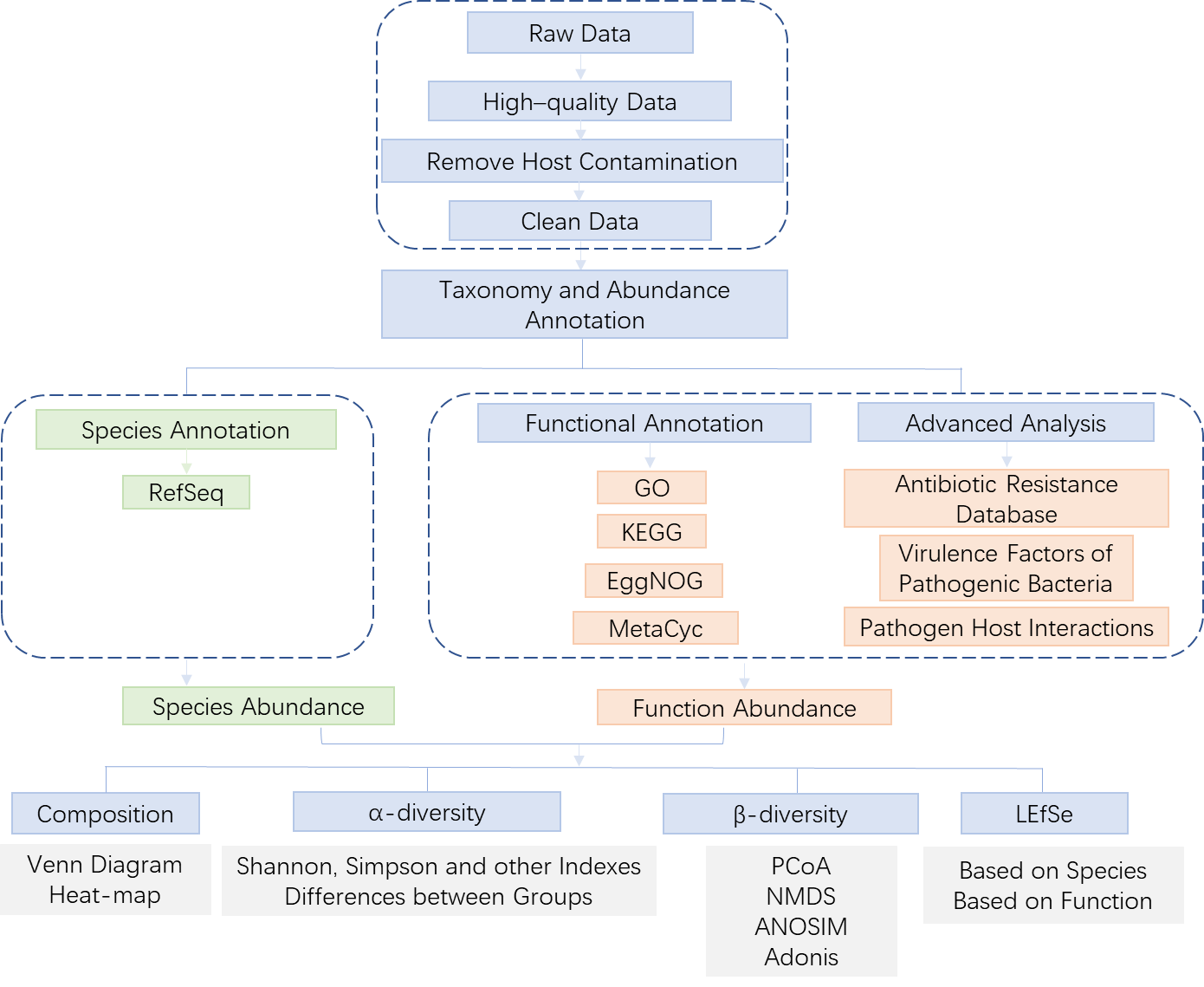 Bioinformatics Analysis Workflow