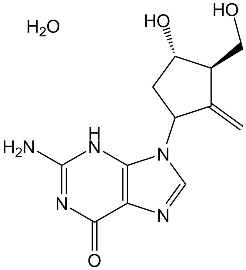 entecavir hydrate