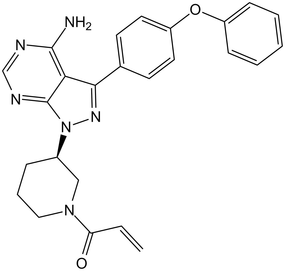 PCI-32765 (Ibrutinib)
