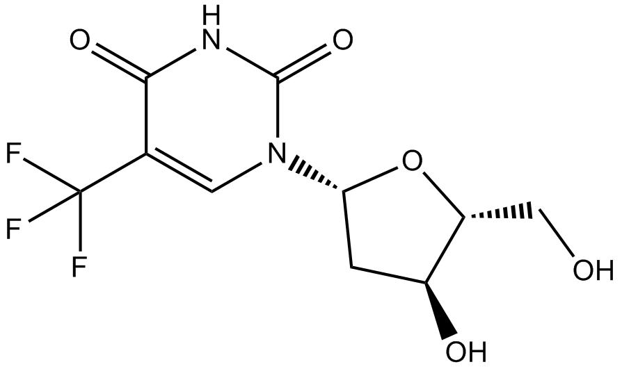 APExBIO - Triflurdine (Viroptic) Anti-herpesvirus antiviral
