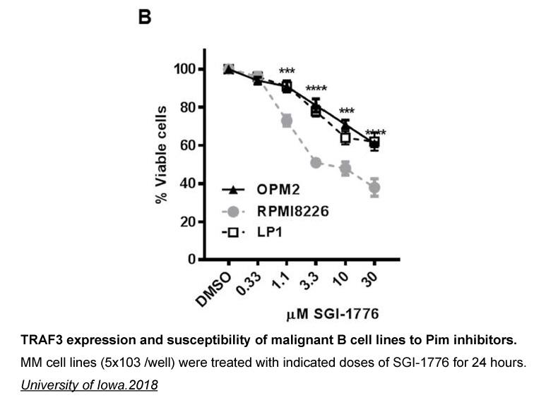 APExBIO - SGI-1776 free base|Pim kinase inhibitor,ATP-competitive
