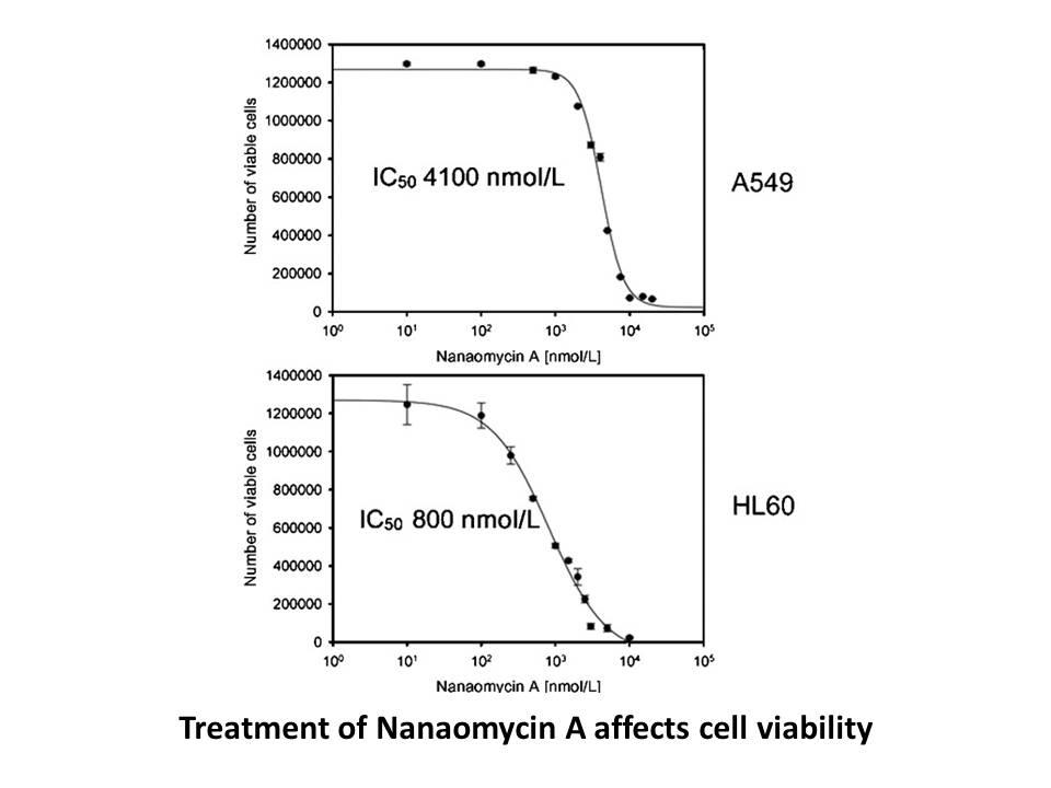 Nanaomycin A