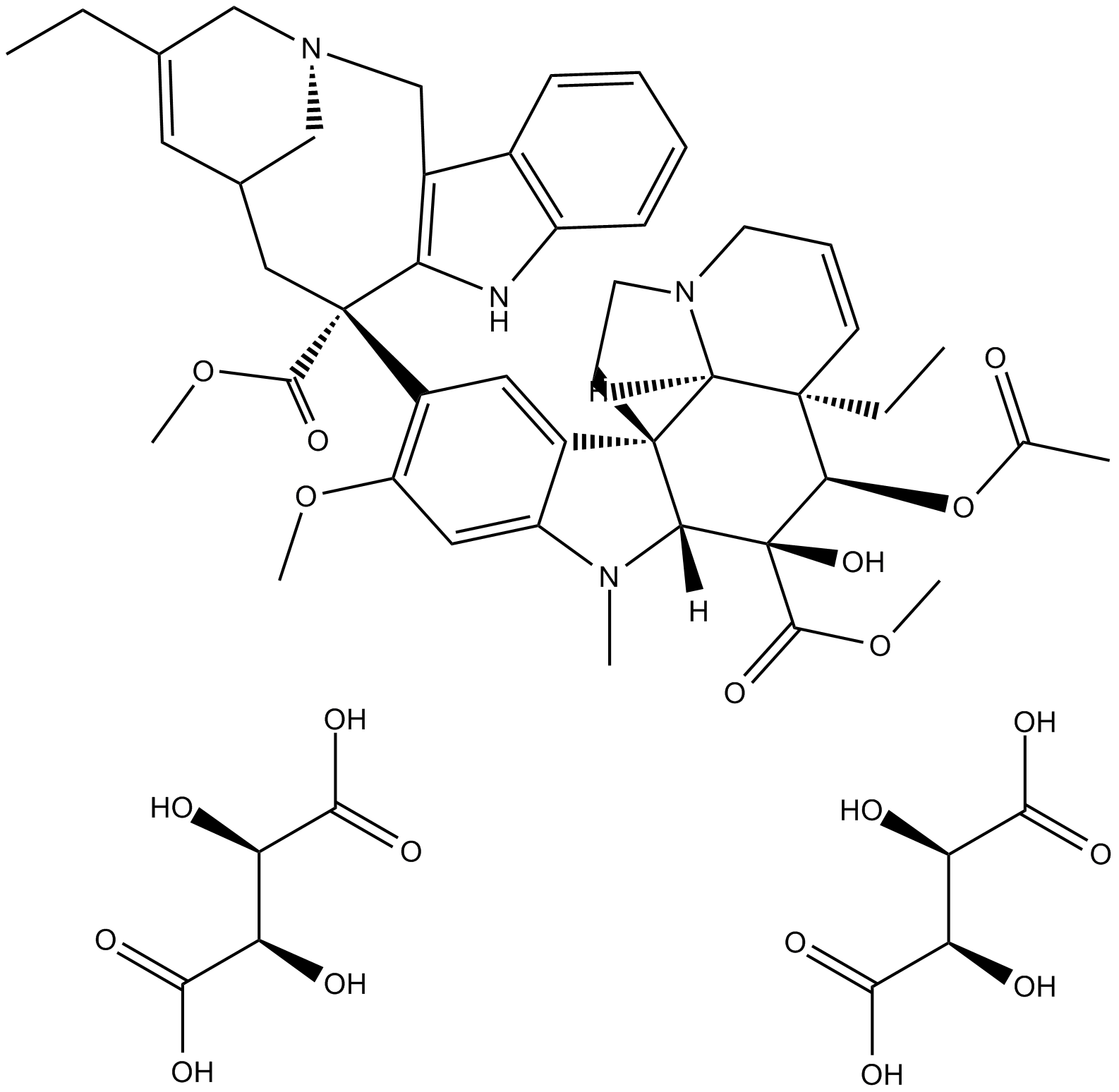 Vinorelbine ditartrate