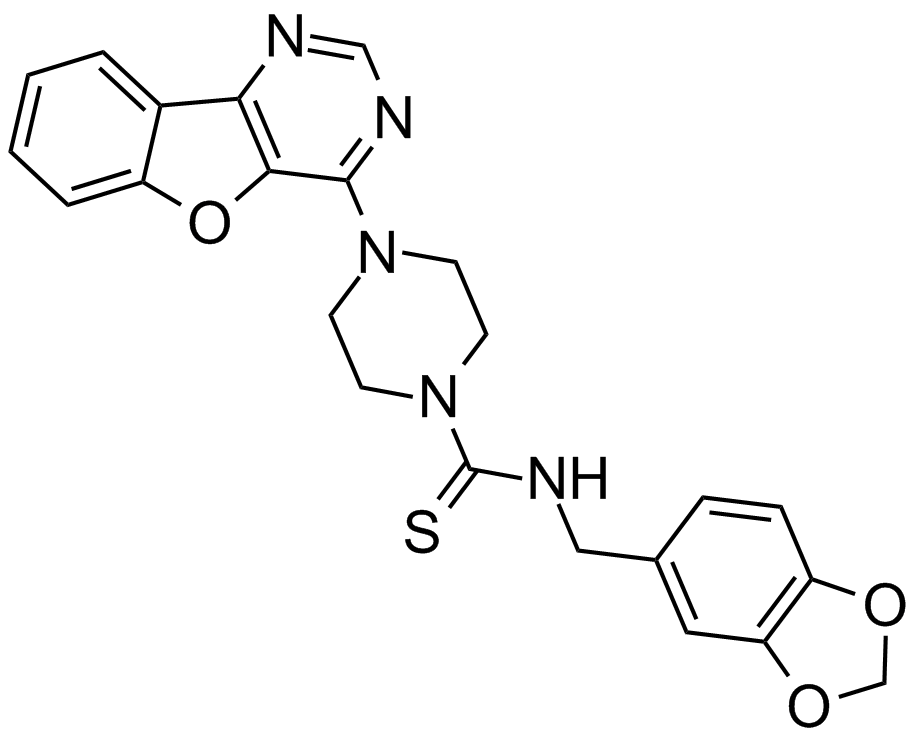 Amuvatinib (MP-470, HPK 56)