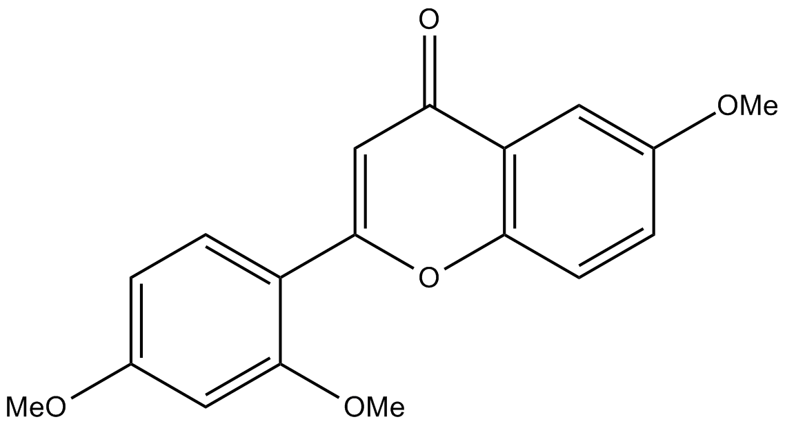 6,2',4'-Trimethoxyflavone