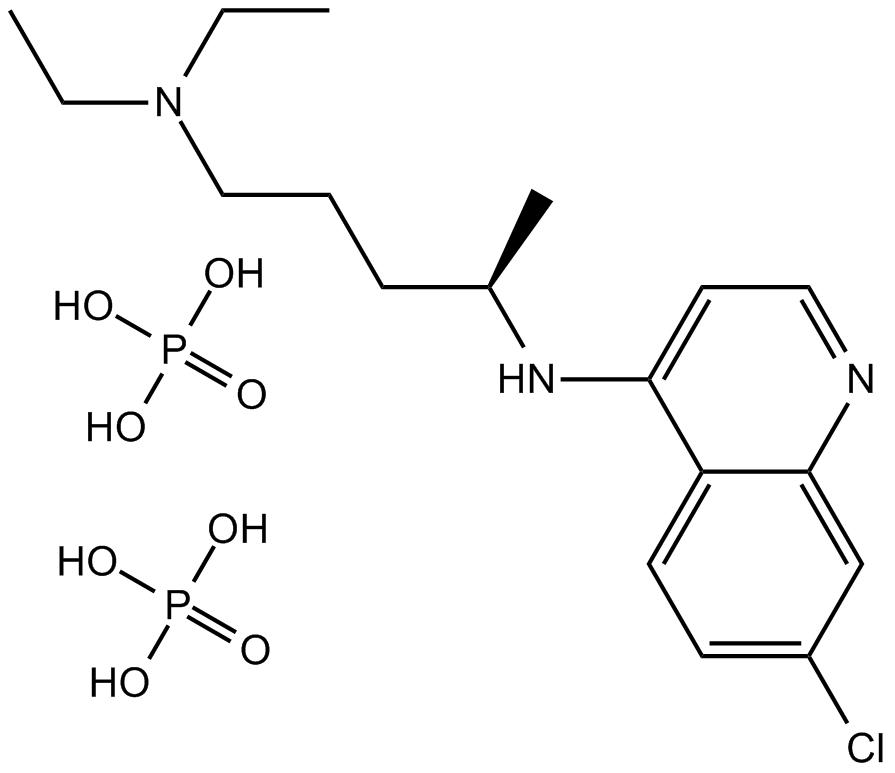 A8628-1ml | Chloroquine diphosphate [50-63-5] Clinisciences