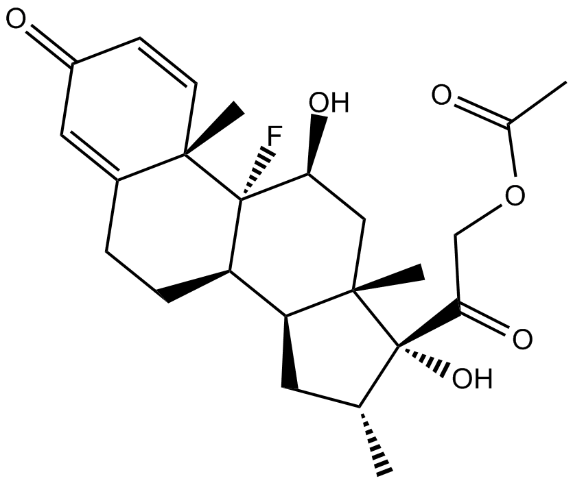 Dexamethasone acetate