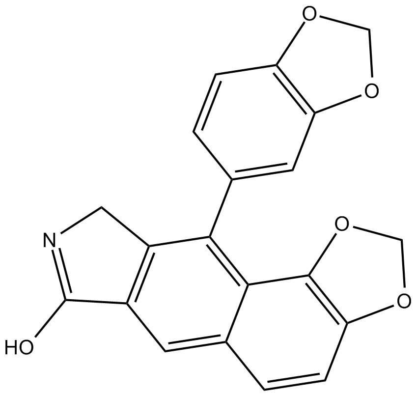 Helioxanthin derivative 5-4-2