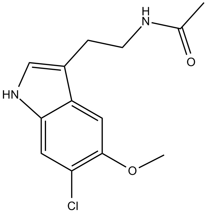 6-Chloromelatonin