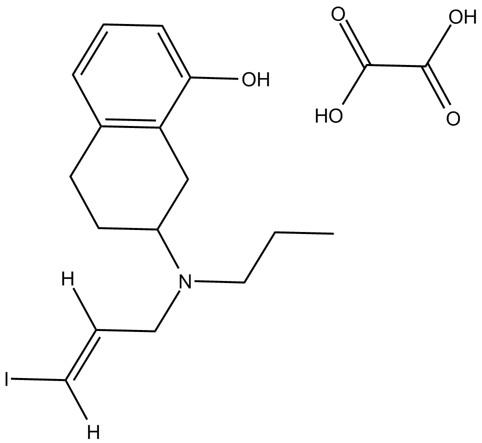 8-Hydroxy-PIPAT oxalate