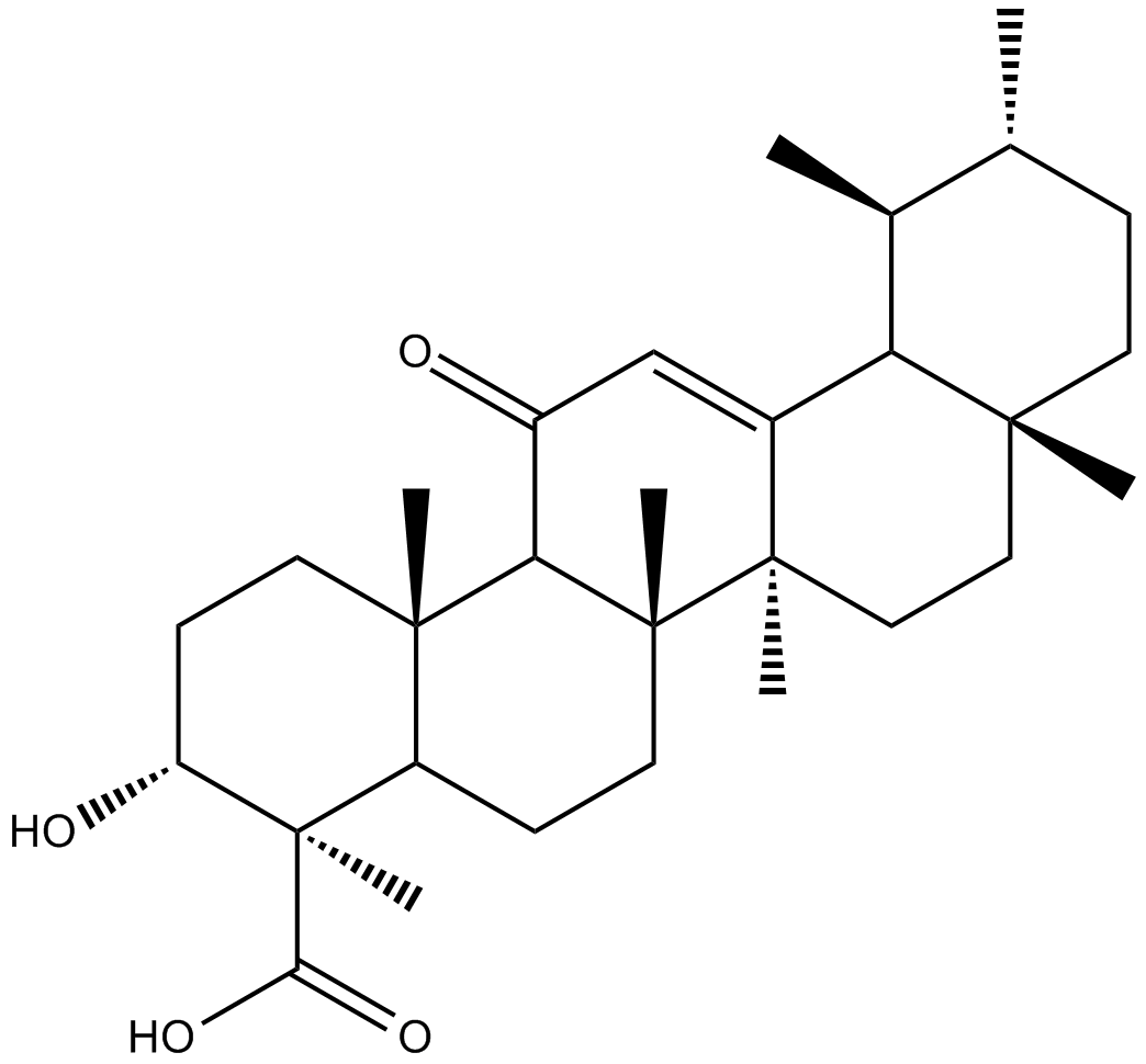 11-keto-β-Boswellic Acid