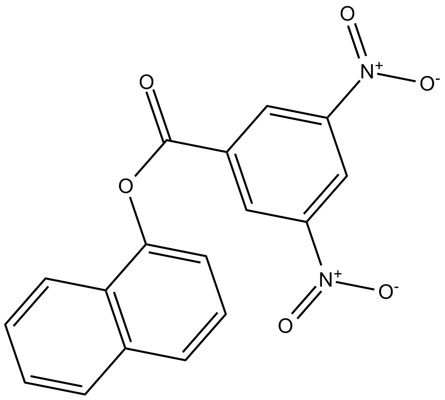 1-Naphthyl 3,5-dinitrobenzoate