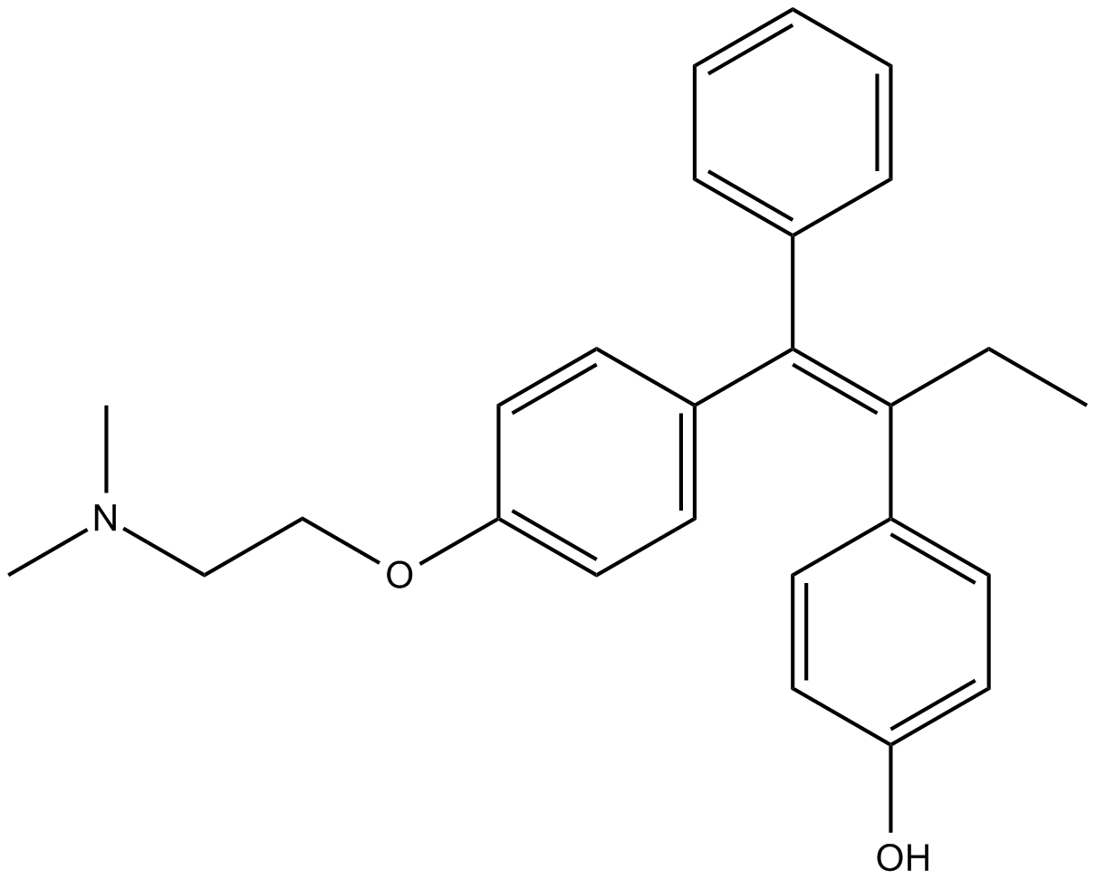 4'-hydroxy Tamoxifen