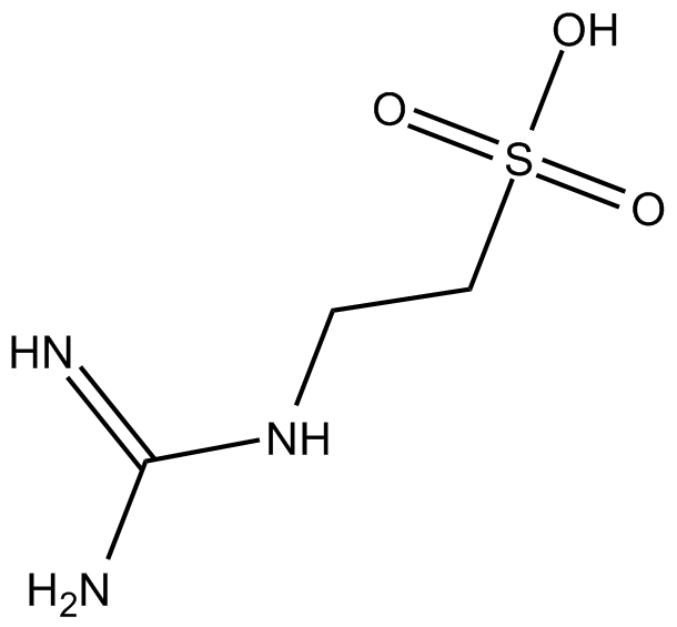 Guanidinoethyl sulfonate