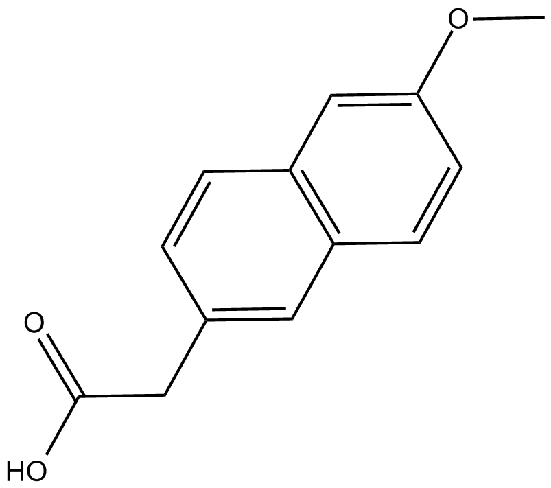 6-methoxy Naphthalene Acetic Acid